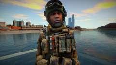 Call Of Duty Modern Warfare skin 1 для GTA San Andreas
