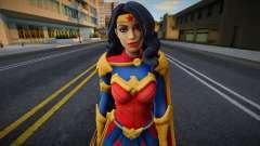 Fortnite - Wonder Woman для GTA San Andreas