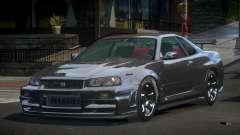 Nissan Skyline R34 G-Tuning для GTA 4