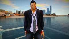 Bryan Noir Suit 3 для GTA San Andreas