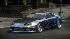 Toyota Supra GS-I PJ5 для GTA 4