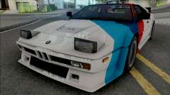 BMW M1 Procar 1980 для GTA San Andreas