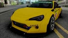 Toyota GT86 Yellow