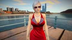 Dead Or Alive 5 - Christie (Costume 5) 1 для GTA San Andreas