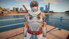 Dead Or Alive 5 - Ryu Hayabusa (Costume 3) для GTA San Andreas