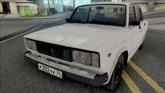 ВАЗ-2105 2007 для GTA San Andreas