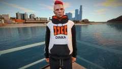 GTA Online Skin Ramdon Male Veloz 1 DLC Los Sant для GTA San Andreas