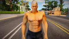 Bryan Gangsta Winter Combot Style 1 для GTA San Andreas