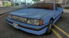 Intruder (Sable 1989) для GTA San Andreas