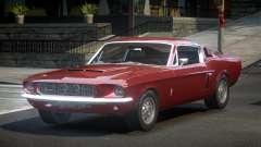 Shelby GT500 BS V1.2 для GTA 4