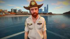 TWD Onslaught Rick Sheriff для GTA San Andreas
