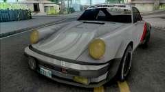 Porsche 911 Turbo Cyberpunk 2077 [SA Style] для GTA San Andreas
