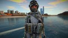 Call Of Duty Modern Warfare 2 - Army 13 для GTA San Andreas