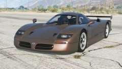Nissan R390 GT1 Road Version 1998〡add-on для GTA 5