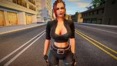 The Sexy Agent 1 для GTA San Andreas