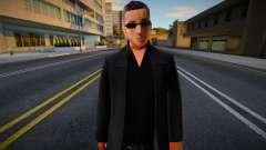 New Wuzimu Skin 1 для GTA San Andreas