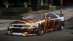 Nissan Skyline R33 GS S3 для GTA 4