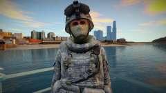 Call Of Duty Modern Warfare 2 - Army 6 для GTA San Andreas