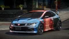 Honda Civic Qz S6 для GTA 4