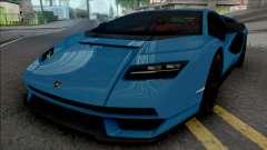 Lamborghini Countach LPI 800-4 для GTA San Andreas
