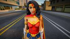 Fortnite - Wonder Woman v4 для GTA San Andreas