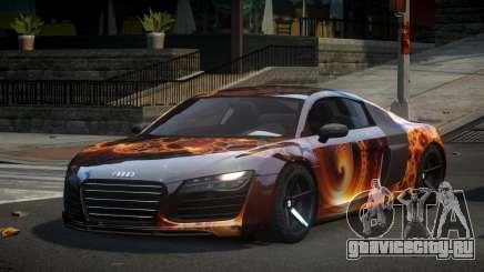Audi R8 SP-U S3 для GTA 4