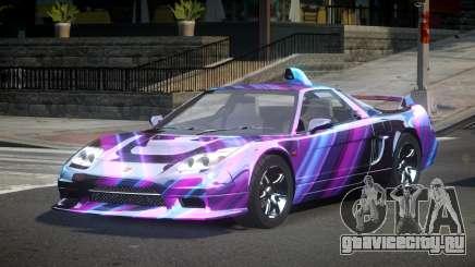 Honda NSX-R Qz S4 для GTA 4