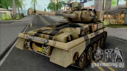 Puma Light Tank (FV101 Scorpion) для GTA San Andreas