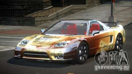 Honda NSX GS S4 для GTA 4