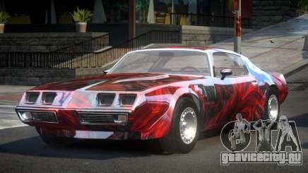 Pontiac TransAm GS-I S10 для GTA 4