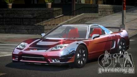 Honda NSX GS S6 для GTA 4