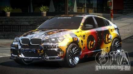 BMW X6 PS-I S2 для GTA 4