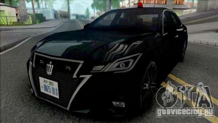 Toyota Crown Athlete 2016 Unmarked Patrol Car для GTA San Andreas