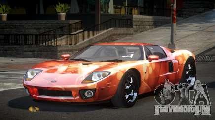 Ford GT1000 U-Style S10 для GTA 4