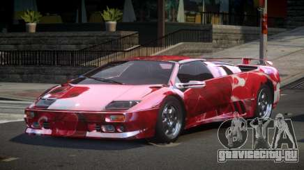 Lamborghini Diablo U-Style S9 для GTA 4