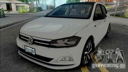 Volkswagen Polo Plus 2021 для GTA San Andreas