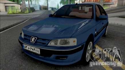 Peugeot Pars ELX Xum Special для GTA San Andreas