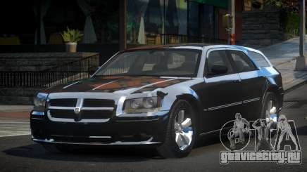 Dodge Magnum GS-U для GTA 4