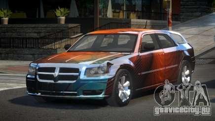 Dodge Magnum GS-U S8 для GTA 4