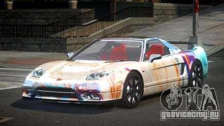 Honda NSX GS S9 для GTA 4