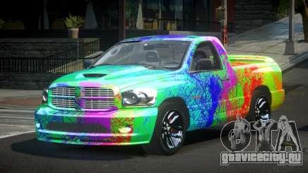 Dodge Ram BS-U S7 для GTA 4