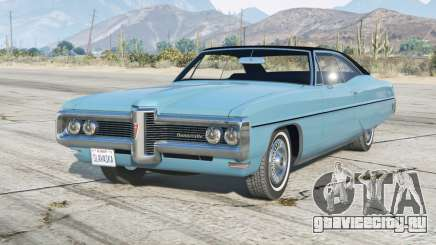 Pontiac Bonneville Hardtop Coupe (26287) 1968〡add-on для GTA 5