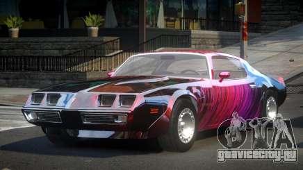 Pontiac TransAm GS-I S5 для GTA 4