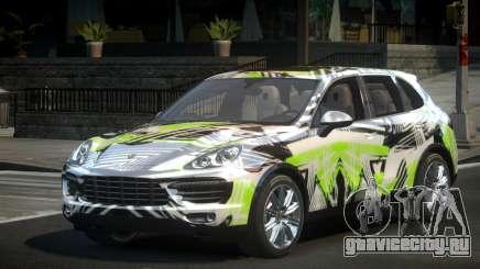 Porsche Cayenne US S2 для GTA 4