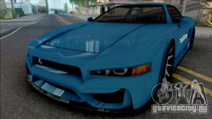 BlueRay FoXX Infernus для GTA San Andreas