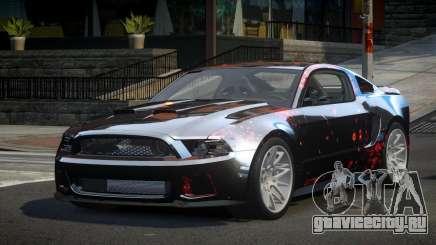 Ford Mustang GT-I L10 для GTA 4