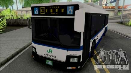 Isuzu Erga JR 2018 для GTA San Andreas