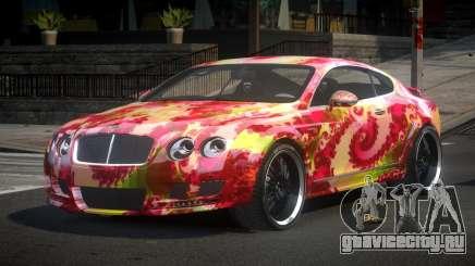 Bentley Continental ERS S10 для GTA 4