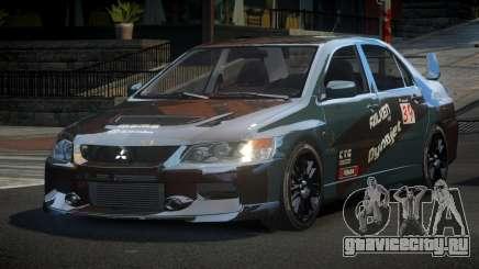 Mitsubishi LE IX S10 для GTA 4