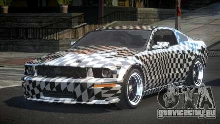 Ford Mustang BS-U L4 для GTA 4